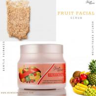 Fruit scrub 500gm