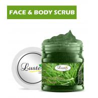 Luster Lemon Grass Face & Body Gel Scrub (Para...