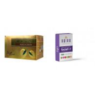 Combo of Skin secrets Mango bleach 250gm + Vaiva s...