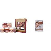 Combo of Luster chocolate facial kit 2600gm + Skin...