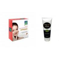 Combo of Astaberry skin whitening kit 432gm + body...