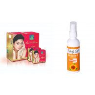 Combo of Astaberry Bridal  Kit 432gm with Body sof...