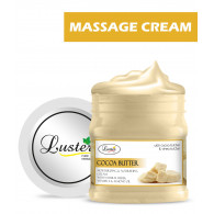 Combo of Luster Cocoa butter massage cream 500gm +...
