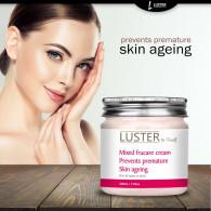 Luster Mixed Frucare Massage Cream - Prevents Prem...
