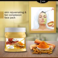 Luster Sandal Turmeric Skin Rejuvenation Face Pack...