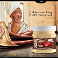 Luster Chocolate Silk Face Pack (Paraben & Sul...
