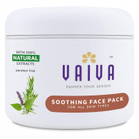 Vaiva Soothing face pack 100gm