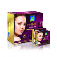 Astaberry Wine Facial Kit 432gm