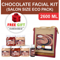 Luster Chocolate Facial kit (Paraben & Sulfate...