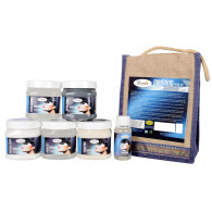 Luster Diamond Skin Polishing Facial Kit Salon Eco...