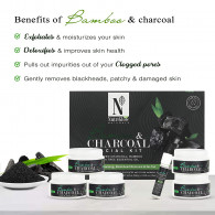 Nutriglow natural's bamboo and activated charcoal ...