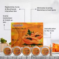 Nutriglow papaya facial kit (260 gm)