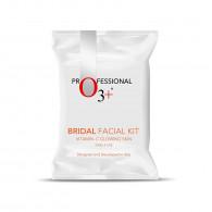 O3+ Bridal Facial Kit Vitamin C Glowing Skin 136gm