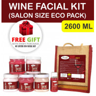 Luster Red Wine Age Reflect Facial Kit (Paraben &a...