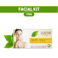 Combo of Luster Anti-Tan Soul Radiance Facial Kit ...