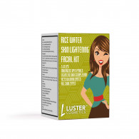 Combo of Luster Cosmetics Rice Water Facial Kit 45...