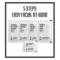 Luster Cosmetics Rose-Mulberry Facial Kit, 45gm