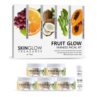 Combo of Luster Fruit Glow Fairness Facial Kit 310...