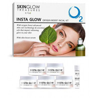 Luster Insta Glow Oxygen Boost Facial Kit (Paraben...