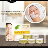 Luster Anti-Tan Soul Radiance Facial Kit (Paraben ...