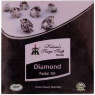 Kulsum's Kayakalp Daimond Facial Kit 4*40gm