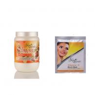 Combo of Skin secrets Almond massage cream 800gm +...
