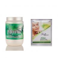 Combo of Skin secrets Aloevera massage  cream 800g...