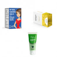 Combo of Luster Anti ageing Facial Kit 45gm + Lume...