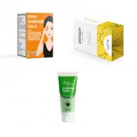 Combo of Luster vitamin-c Facial Kit 45gm + Lume p...