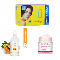 Combo of Astaberry oxy bleach 20% extra 300gm + Lu...