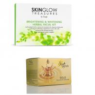 Combo of Luster Brightening & Whitening Herbal...