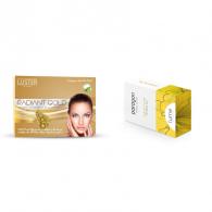Combo of Luster Radiant gold Facial Kit 260gm + Lu...