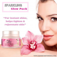 Sparkling glow pack 500gm