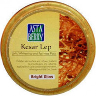 Astaberry kesar lep skin whitening and fairness pa...