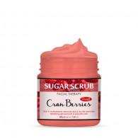 Luster Cranberries Sugar Scrub (Paraben & Sulf...